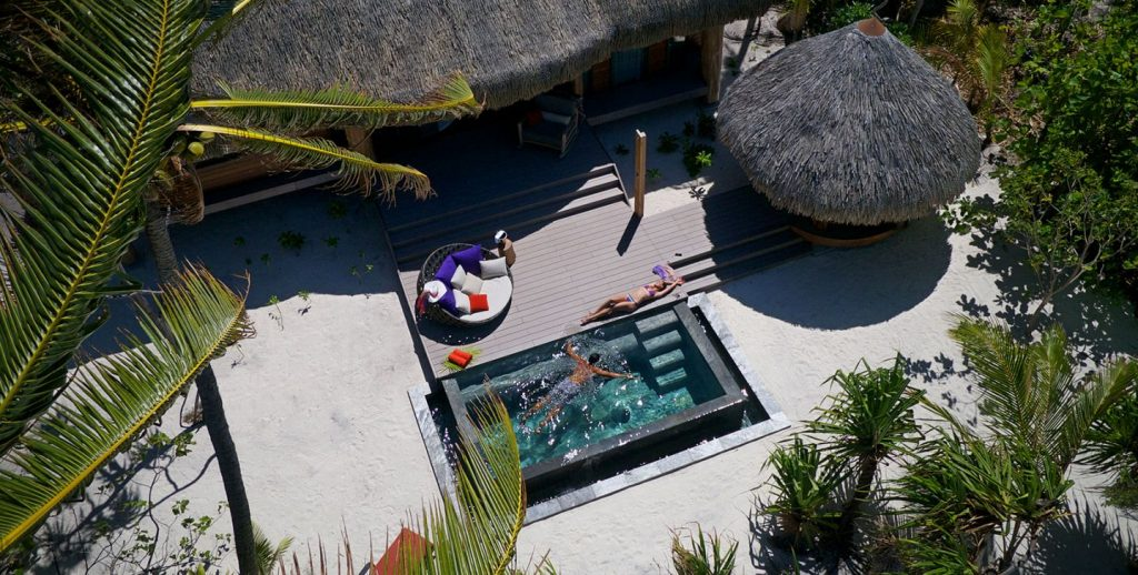 The Brando Private Island French Polynesia Luxury Villa Rental