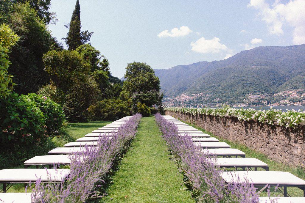 Villa Pliniana, Lake Como, Italy