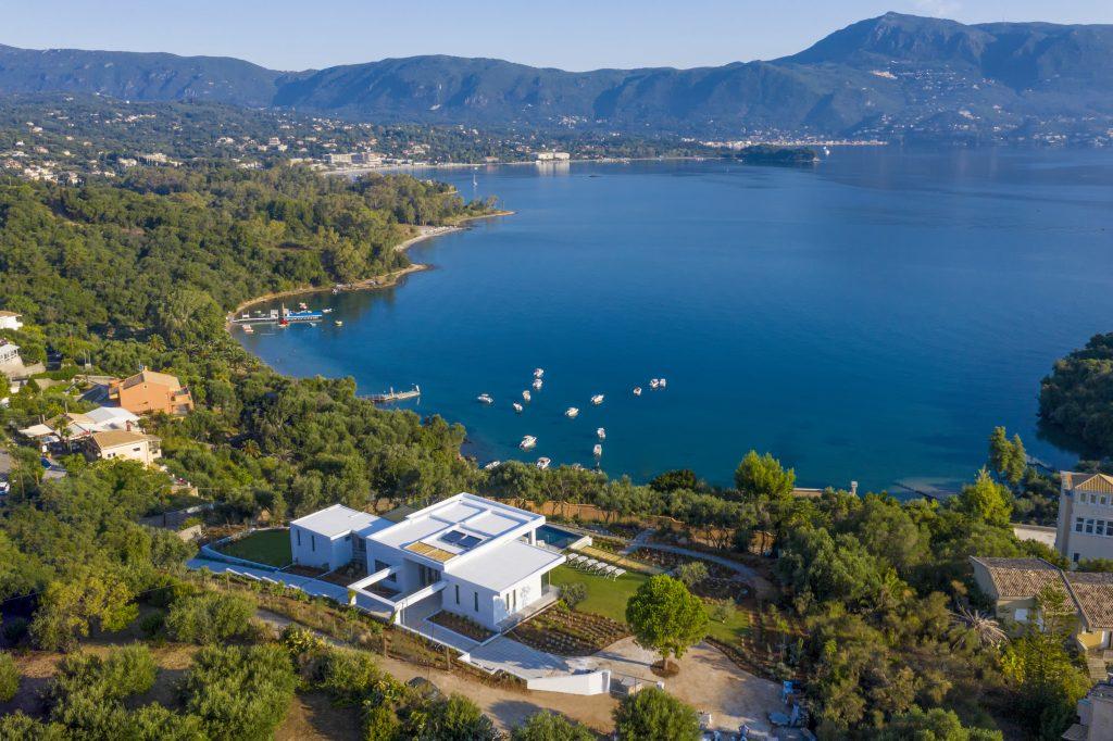 Corfu Luxury Villa Rental