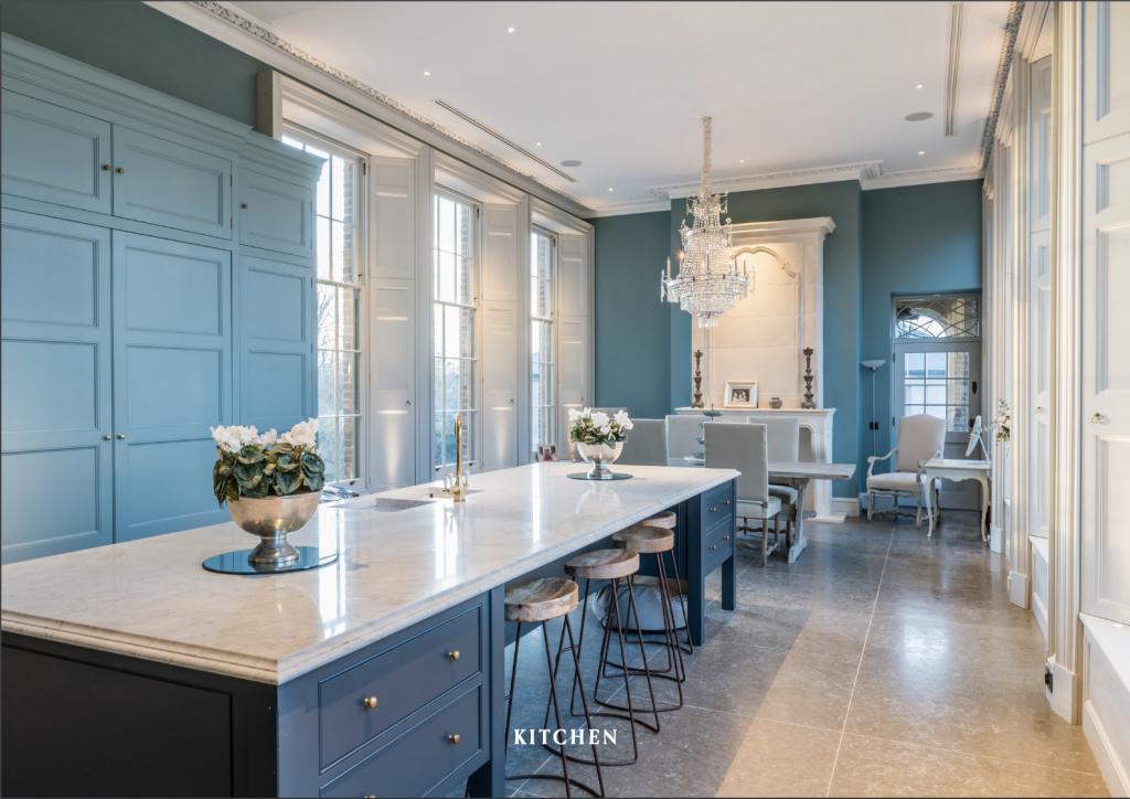 Templeton House Luxury Estate Rental London