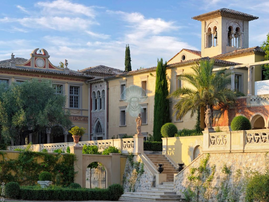 Chateau Diter Cannes France