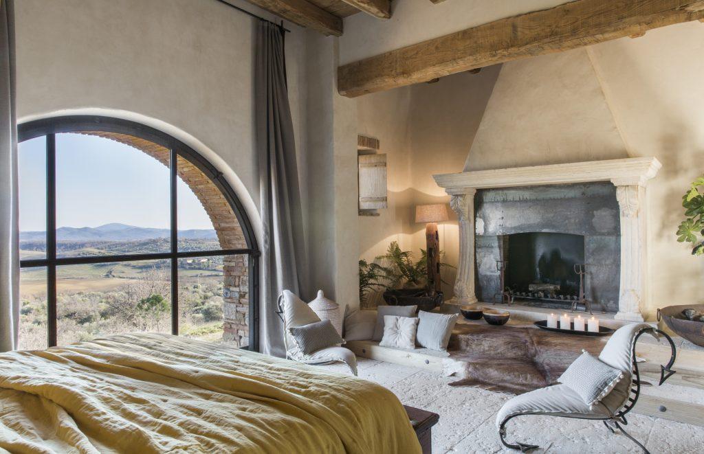 Argentaia Ultra Luxury Villa Rental Tuscany