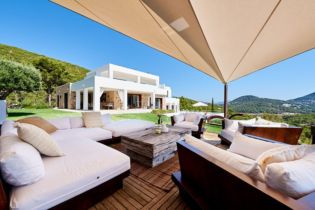 Luxury villa near Amante Ibiza