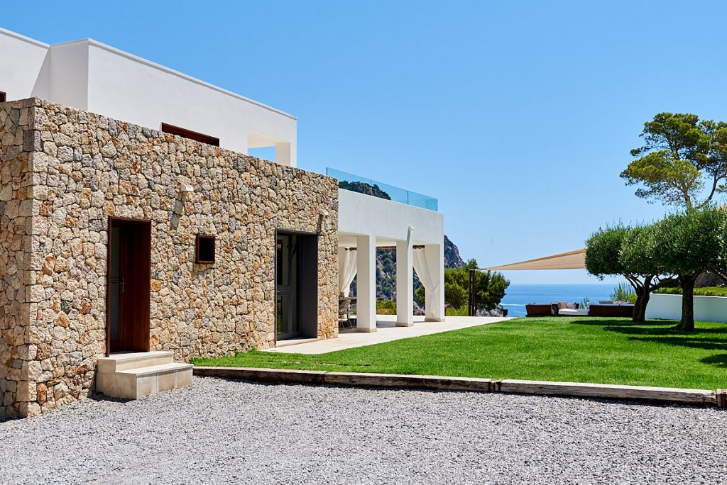 Luxury villa near Amante Beachclub Ibiza