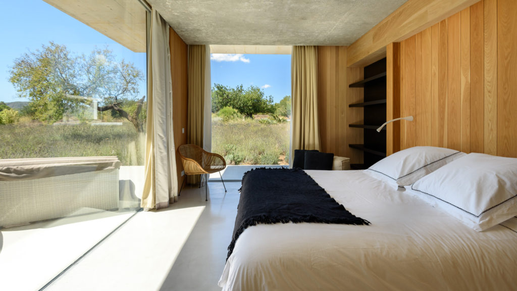 villa los amigos ultra luxury vacation rental Ibiza