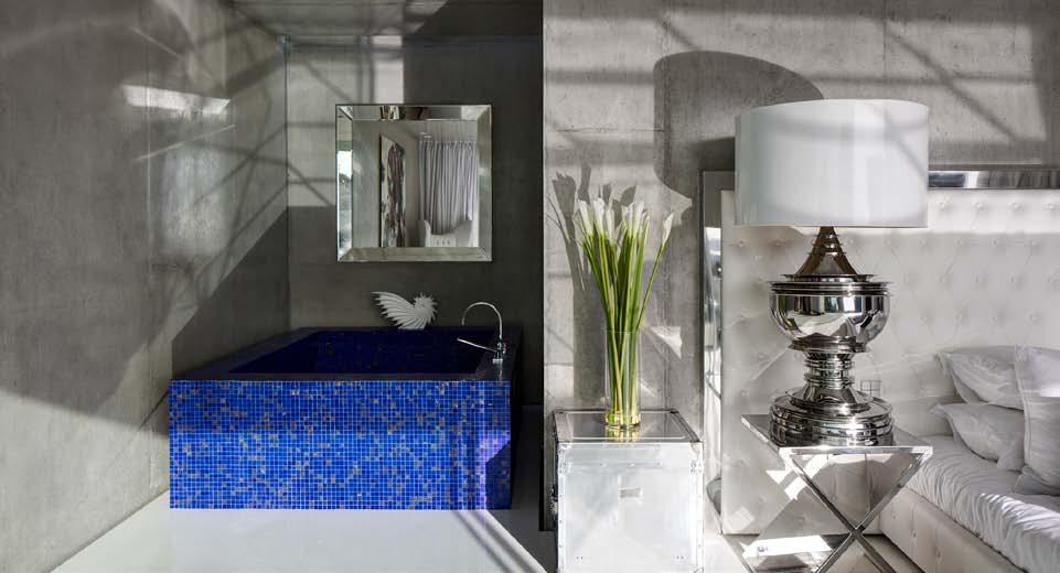 Cathy Guetta's Villa Titanium Ultra Luxury Vacation Rental Ibiza