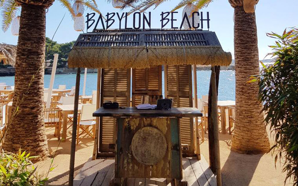 Babylon Beach Ibiza