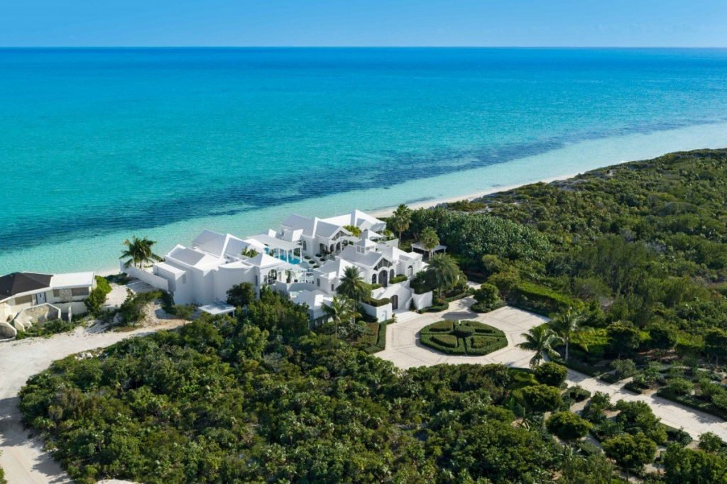 Mandalay Ultra Luxury Villa Long Bay Beach Turks & Caicos