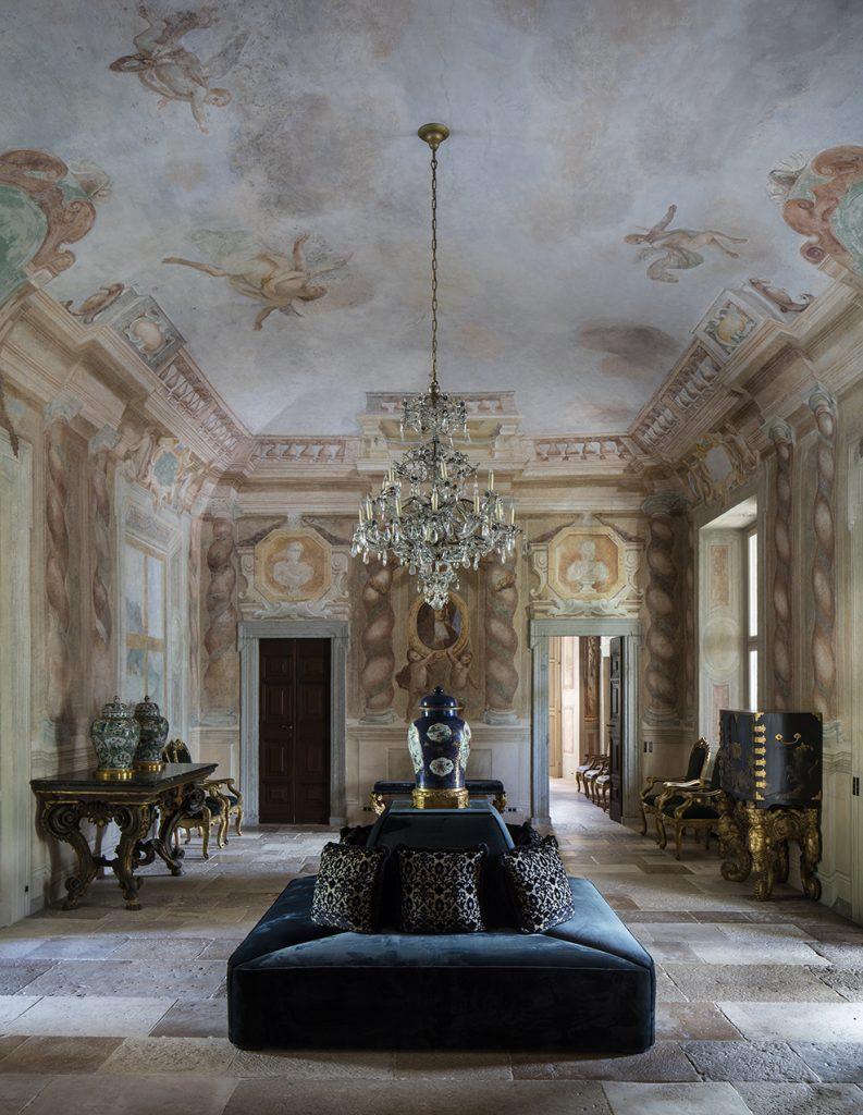 Villa Balbiano Estate Lake Como Italy