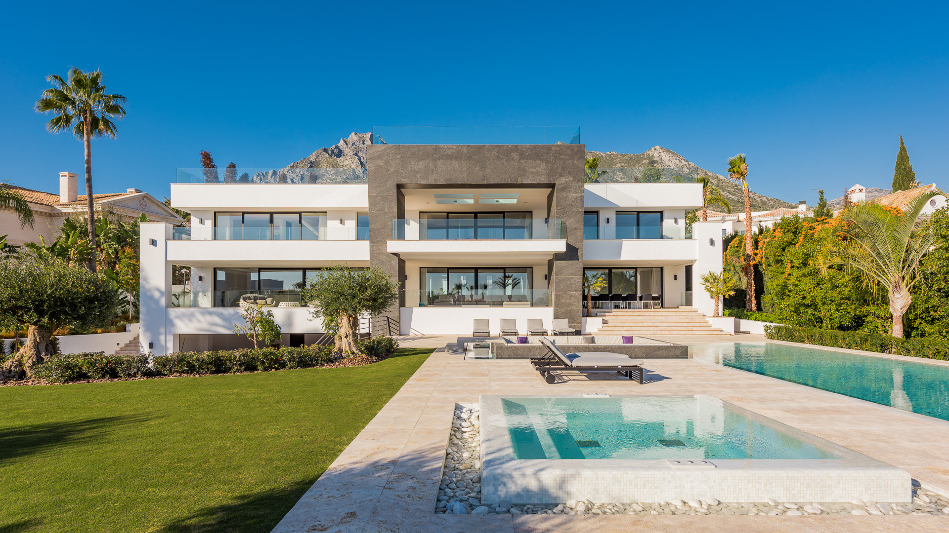 Villa Mozart Marbella