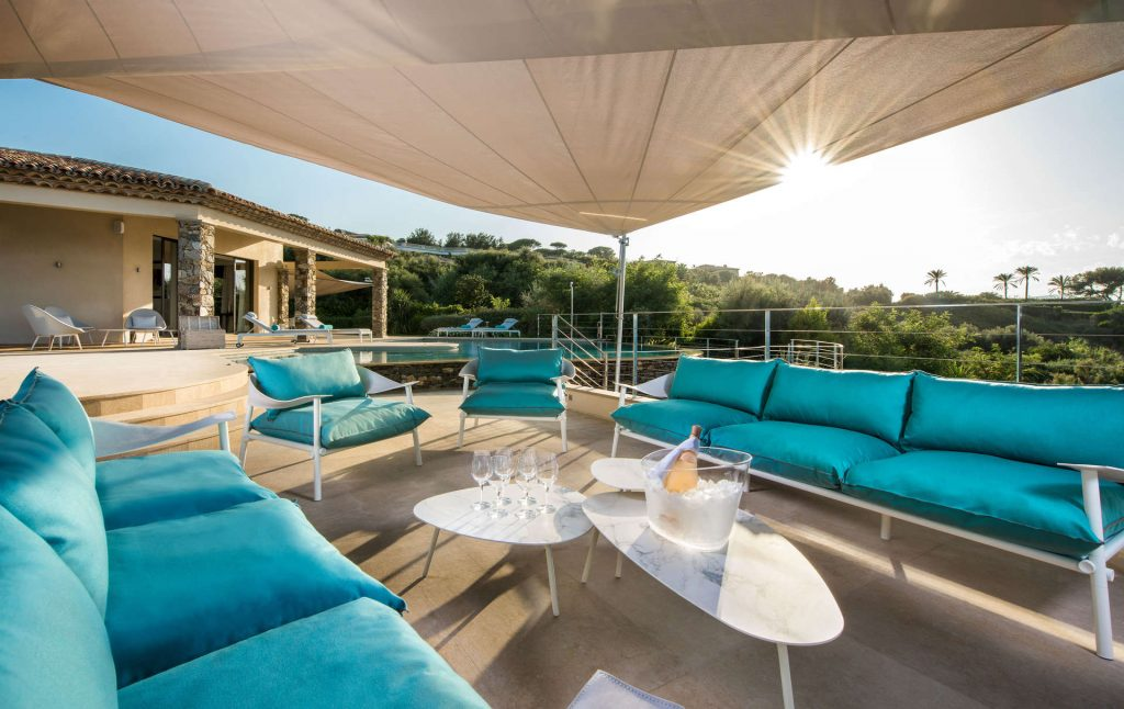 Waterfront Ultra Luxury Villa Rental in Les Parcs du St Tropez